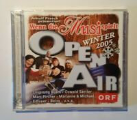 Wenn die Musi spielt - Winter 2005 - Open Air ORF - CD