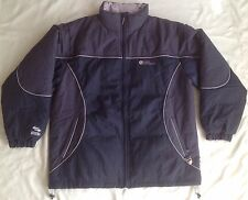 Ecko Function Men's Reversible Blue and Gray Winter Puffer Coat Size Large!