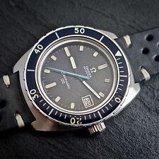 Omega Seamaster 120 Tropical Spiderweb Dial 166.088 Cal 1002 Bakelite Bezel