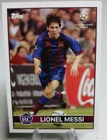 2020 Topps Leo Lionel Messi Lost Rookie RC Card Season 2004-05 UEFA FC Barcelona
