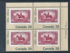 Canada #911i UR PL BL Fluorescent / FL Paper Variety MNH **Free Shipping**