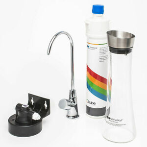 Kinetico Kube Filtered Drinking Water System with 1 Way TapKinetico Kube Fi...