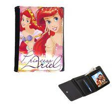 Disney Princess Ariel, Mens or Ladies, Girls Purse Wallet 12cm x 9cm