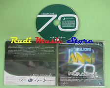 CD MIGLIORI ANNI 70 INTERNAZIONALI compilation 2009 TOTO SANTANA BOSTON (C20)