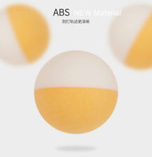 XVT ABS 40+ Double Color Training Ping Pong Ball Dual Color Ball 100pcs/bag
