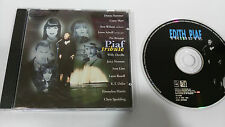 EDITH PIAF TRIBUTE CD SPANISH EDITION HORUS 1994 DONNA SUMMER WILLY DEVILLE