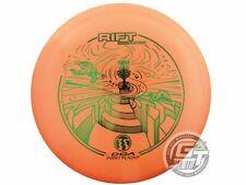 New Dga Proline Rift 173-174g Orange Green Foil Midrange Golf Disc