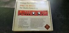 Golden Age Project Pre73 MKIII MK3 Microphone Preamp MINT NICE