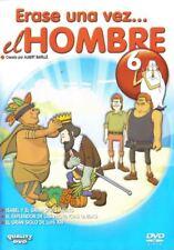 Erase Una Vez El Hombre Vol. 6 DVD NEW