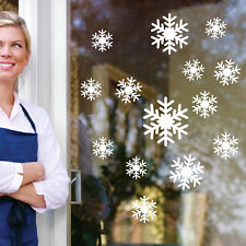 Wall Sticker Frozen Snow Flakes Vinyl Art Wall Quote decal sticker Removable