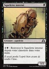 MTG Magic SOI - (x4) Sanitarium Skeleton/Squelette interné, French/VF