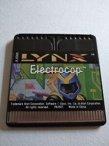 ELECTROCOP SUR ATARI LYNX