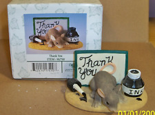 "Charming Tales Mice, ""Thank You"", Fitz & Floyd, Inc."