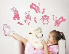 Silly Rabbit Band - highest quality wall decal sticker