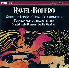 Ravel: Bolero-Marriner/CD (PHILIPS 410 047-2) - TOP-stato