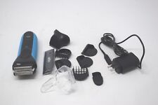 Braun Series 3 3010BT Men's Beard Trimmer/Hair Clipper, Razor, Foil Shaver, Blue
