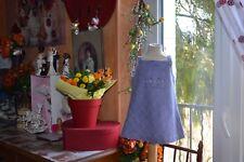 robe cyrillus 2 ans  doublee parme les petites filles 60 % de laine ravissante