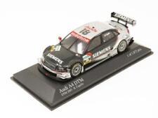 Voitures de courses miniatures noirs MINICHAMPS Audi