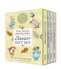 Beatrix Potter Set Children & Young Adults Books