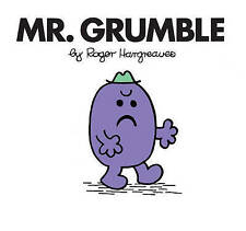 Mr. Grumble by Roger Hargreaves  Paperback 1990