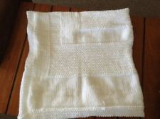Handmade Knitted Nursery Blankets & Throws