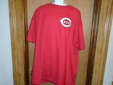Cincinnati Reds Men's Majestic Big & Tall Size 3XL T Shirt NWT