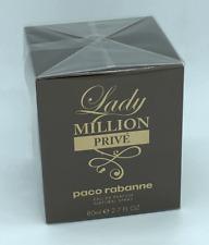 80ml Paco Rabanne Lady Million PRIVE Eau de parfum Women Perfume Mujer 2.7 oz