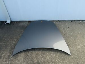 2006-2008 PORSCHE CAYMAN 3.4L FRONT HOOD BONNET SHELL PANEL GREY METALLIC OEM