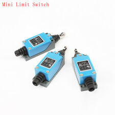 Mini Limit Switch Fretting Stroke Direct Acting Type Roller Position Control