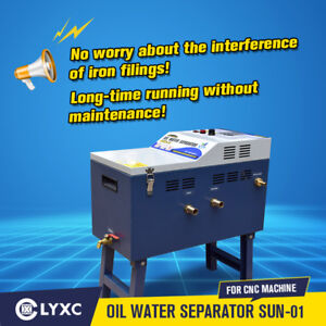 Oil Skimmer/Oil Water Separator, Separate the Tramp Oil from Cutting Fluid Tank