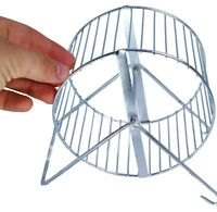 2022S Hamster Wheel Cage Bonka Bird Toys Cages Rodent Guinea Pig Mice