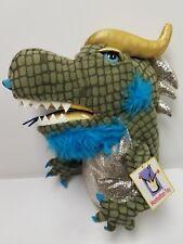 Manhattan Toy Drago Dragon Stage Puppet RARE NWT