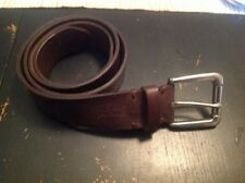 Vintage Levis Leather Belt