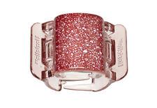 Original Linziclip Midi -  Red Pebble Gloss (Claw Clip, Butterfly Clip)