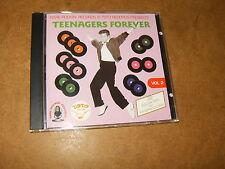 CD (RRR 1007) - various artists - TEENAGERS FOREVER Vol 2