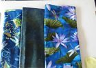 Dancing with Dragonfly Enders and Flowers , Cotton Fabric Bundle,Last of The