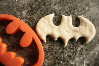 Batman Novelty Cookie and Fondant Cutter 3D Printed