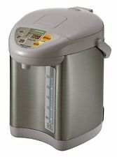 Zojirushi CD-JWC30HS Micom Water Boiler and Warmer, Silver Gray  Made in JAPAN