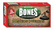 Reaper Miniatures Monster Colors Set #09974 6 Bottle Master Series Acrylic Paint