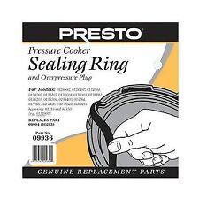 Presto pressure cooker sealing ring 9936