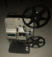 Vintage Sears Du-All Eight 8mm Film Projector Model 584 92040
