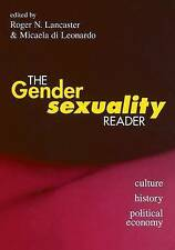 Gender/Sexuality Reader : Culture, History, Political Economy-ExLibrary