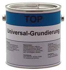 2,5L -  Allgrund - Universal  Grundierung Grau  -  m a t t  -  (9,99 €/L)