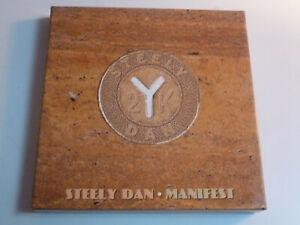 "STEELY DAN    "" MANIFEST ""  Box 4cd"