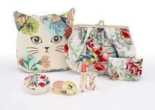 Paul & Joe Cat Makeup Collection Summer 2016 Tote, Bag, Powder, Lipstick, Blush