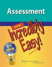 Assessment Made Incredibly Easy 5th Edition + code for online access to thePoint