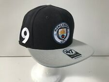 1a3c9fe6229 Manchester City 47 Sane Men s Adjustable Snapback Cap - One Size - Navy -  New