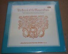 Jorg Demus/Norman Shetler THE SOUND OF THE MOZART PIANO - RCA VICS-1495 SEALED