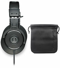 Audio Technica ATH-M30X Professional Studio Monitor Collapsible Headphones