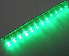LED Licht Linie Tuning Boden Beleuchtung 12cm Led-Reihe GRÜN Show-Licht Effekt